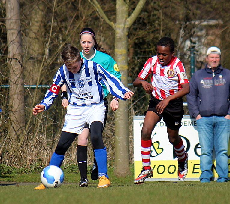 Jong toptalent op toernooi  FC Castricum