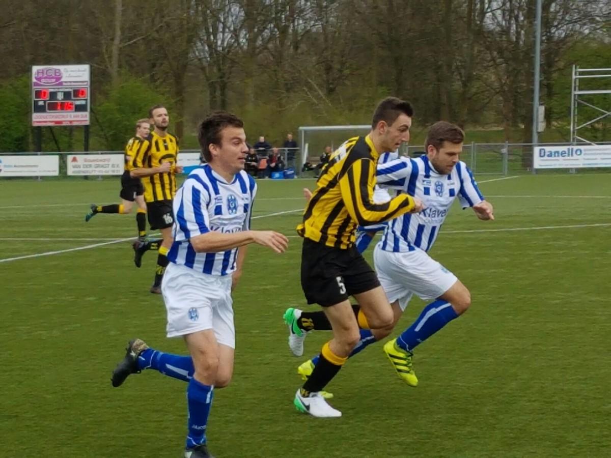 FC Castricum verstevigt koppositie