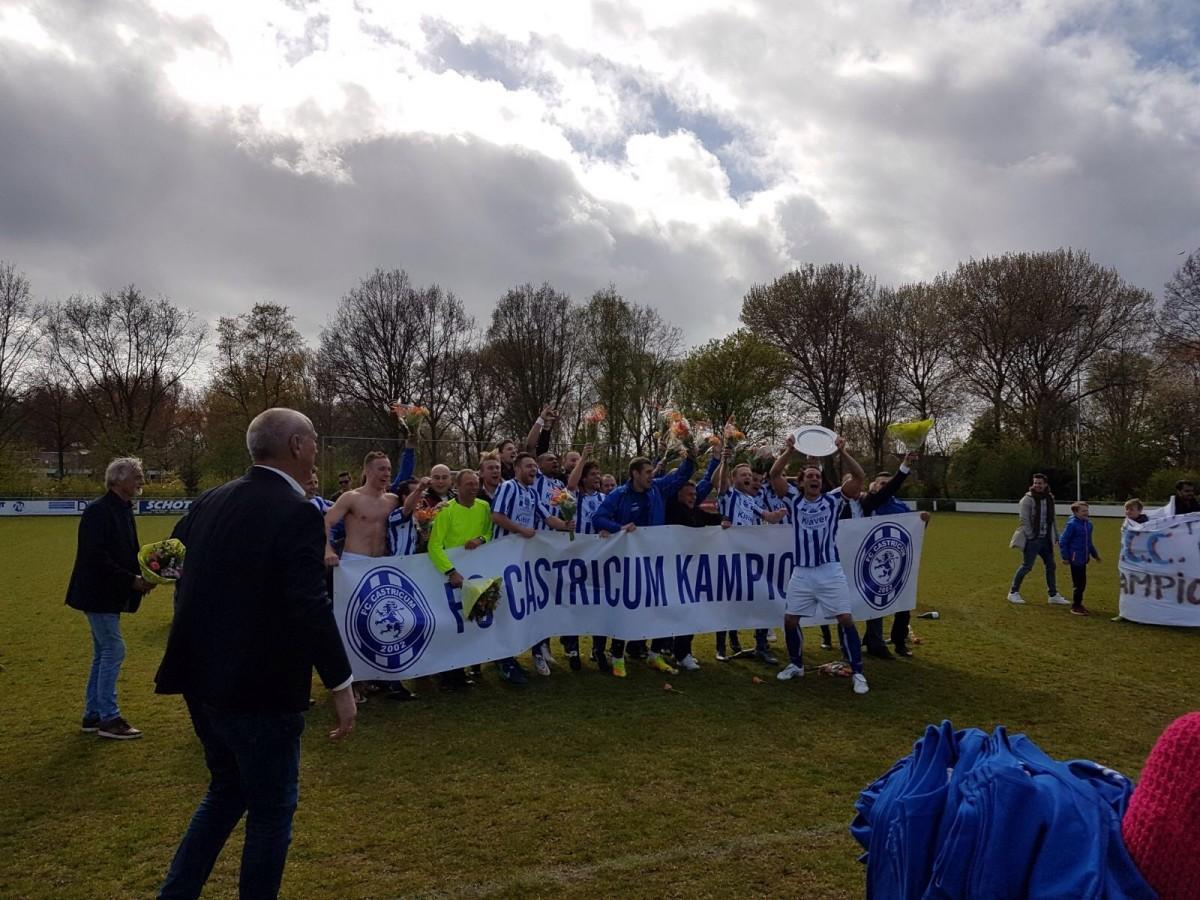 Meiden O15-2 kampioen!