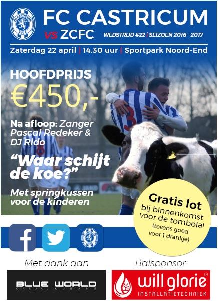 FC Castricum viert feest!