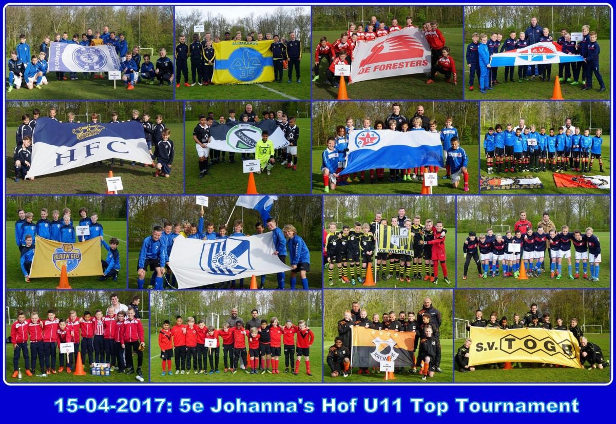 5e Johanna's Hof U11 Top Tournament
